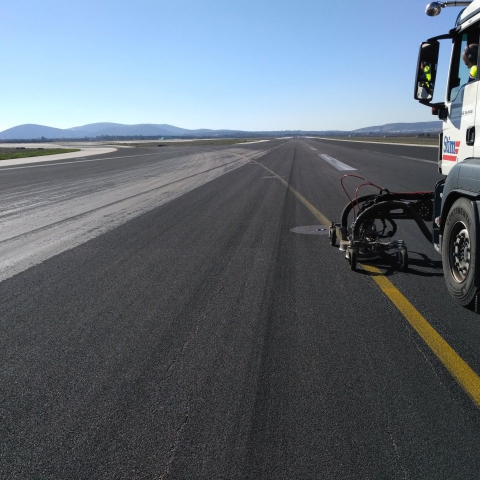 Runway cleaning